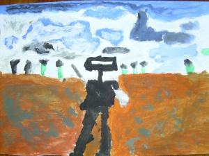 Ned Kelly inspired artworks