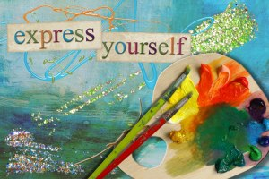 how do we express ourselves