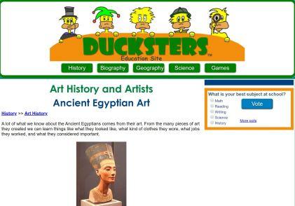 Egyptian Art Ducksters.JPG